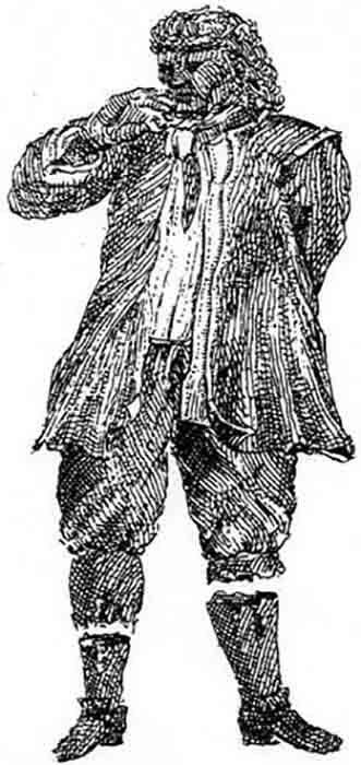 Tranh miêu tảMatts Israelsson.