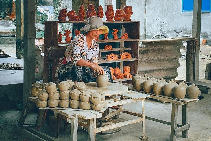 Làng gốm Thanh Hà