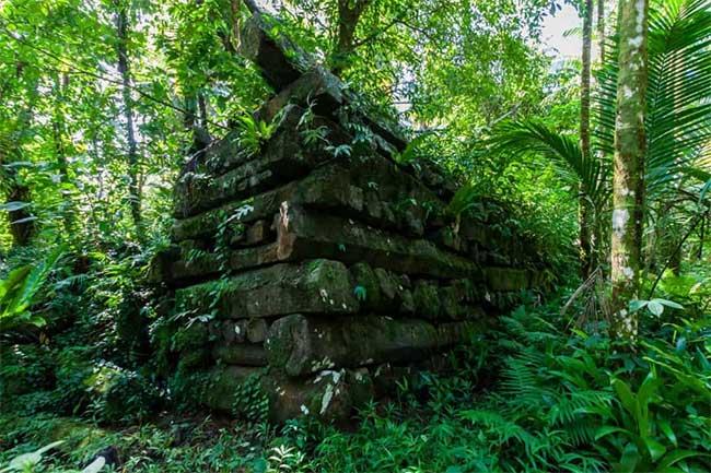 Một số cấu trúc có tuổi đời khoảng 900 năm