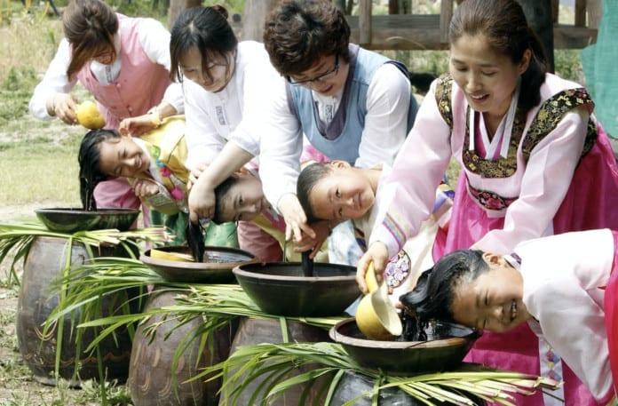 Tết Đoan Ngọ tại Hàn Quốc
