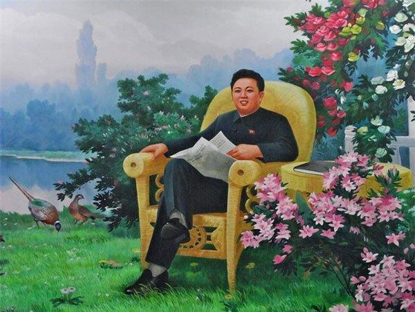 Kim Jong-il là một nghệ thuật gia