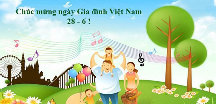nguồn gốc ngày Gia đình Việt Nam