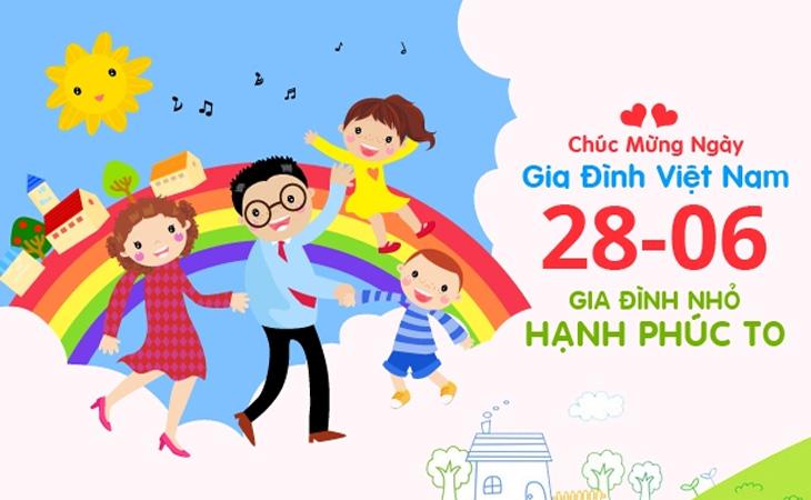Chủ đề của Ngày Gia đình Việt Nam năm 2021
