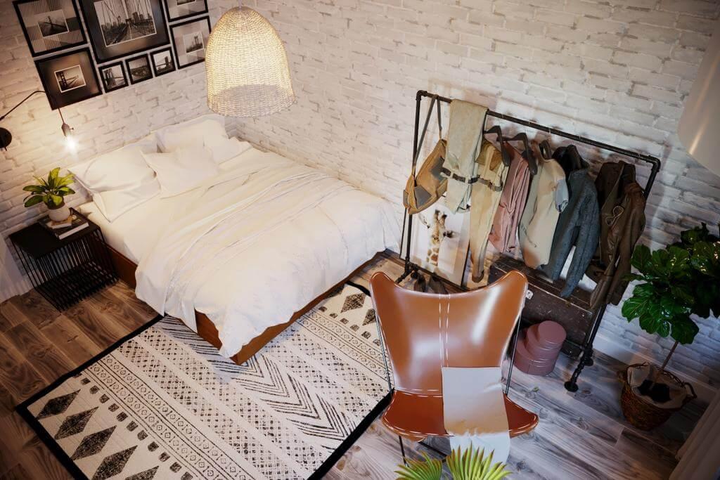 Phòng nghỉ tiện nghi và ấm cúng