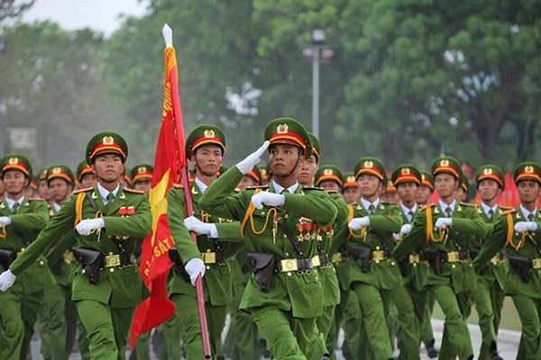 Ngày 20/7 còn là ngày truyền thống của lực lượng Cảnh sát nhân dân